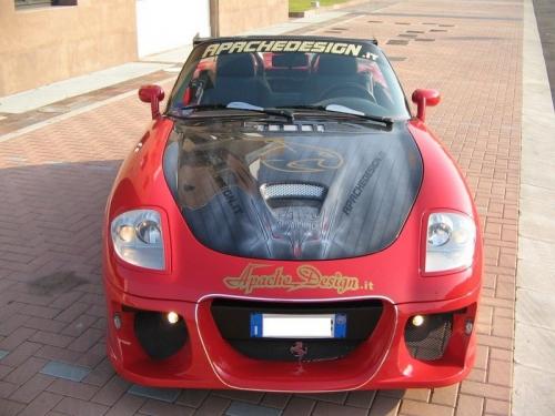 Fiat Barchetta от Apache Design