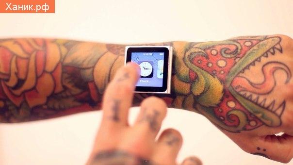 В США юноша вживил в руку магниты, чтобы носить iPod