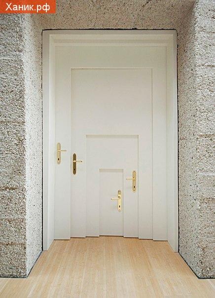 Дверь для всех членов семьи