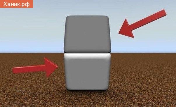 Видимое не всегда является тем, чем нам кажется. Вам кажется, что верхняя половина темнее нижней Закройте пальцем соединительную линию между ними.