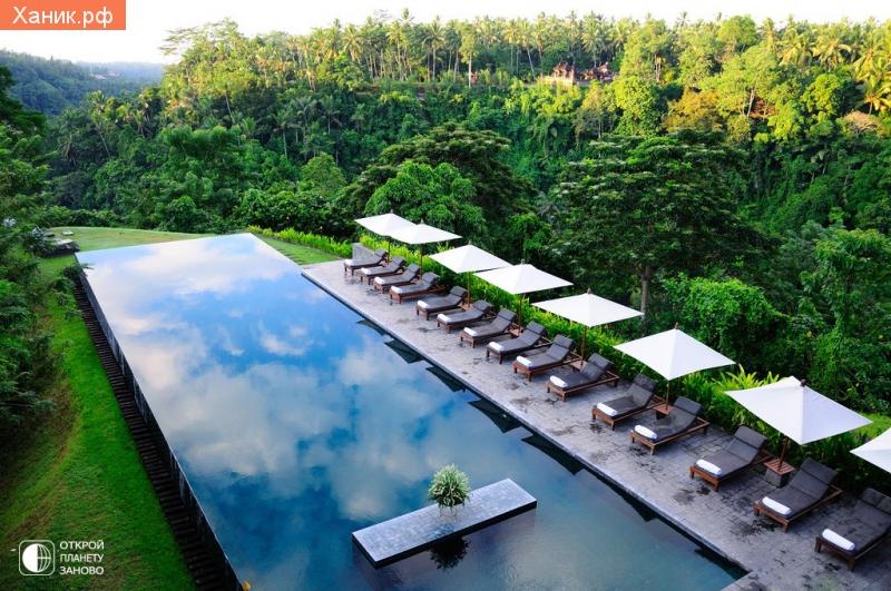 Убуд – высокогорный курорт острова Бали, находится в 27 км от Денпасара. Место для тех, кто ищет уединения.Индонезия, Остров, Путешествия