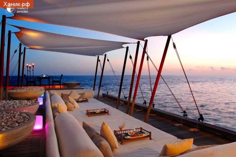 Уютный отель на Мальдивах