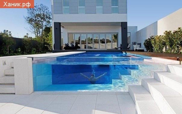 Хотели бы себе такой бассейн