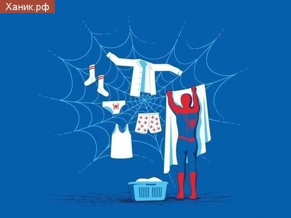 Человек-паук после женитьбы