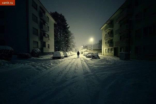 Одиночество - качество сильных, слабые же жмутся к толпе.